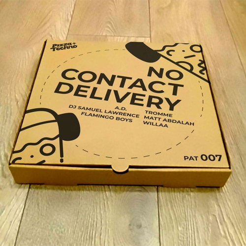 No Contact Delivery [PAT 007 ] FREE DOWNLOAD!