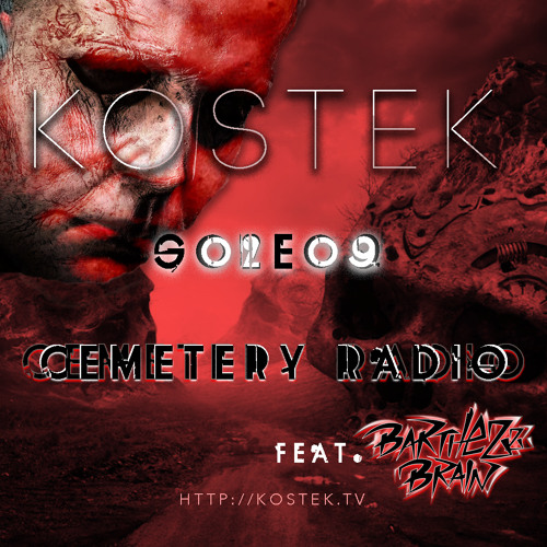Cemetery Radio S02E09 feat. Barthezz Brain