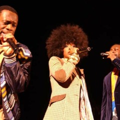 Fugees Block Party LIVE - Nappy Heads Remix