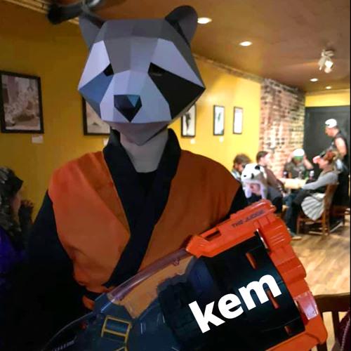 kem - Live @ Brass Tax Second Halloween V (2020)