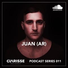 Clarisse Records Podcast CP011 Juan (AR)