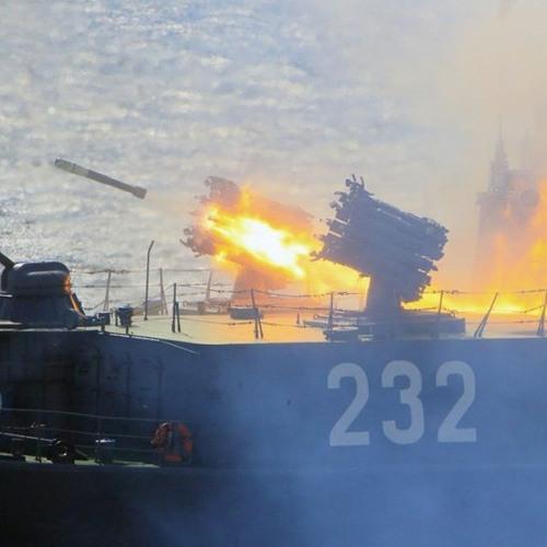 Рыбаки обеспокоены ростом активности российских военных