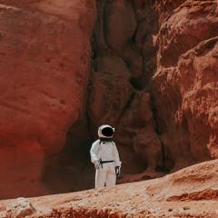 Landing On Mars Instrumental - Luh Fatz