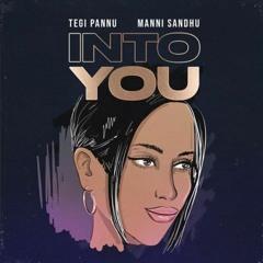 into you - TEGI PANNU [ SLOWED & REVERB ]
