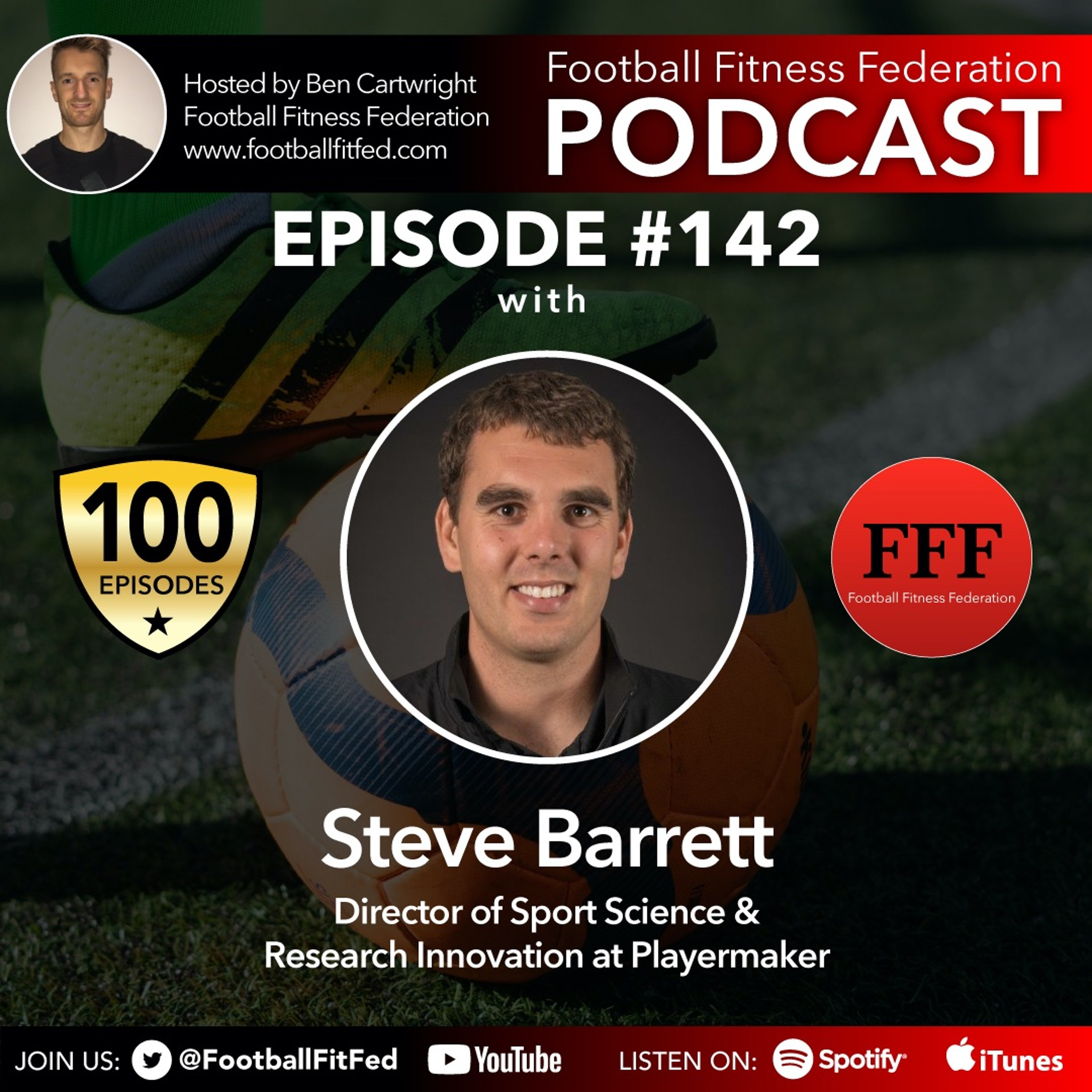 """#142 """"Bringing The Lab To The Field"""" With Steve Barrett"""