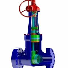 The best gate valve supplier in Canada