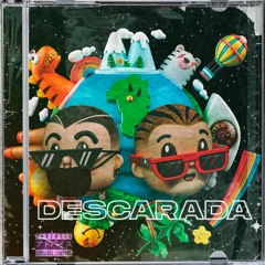 DESCARADA | J Balvin x Bad bunny Type Beat 2021 Afrobeat Instrumental