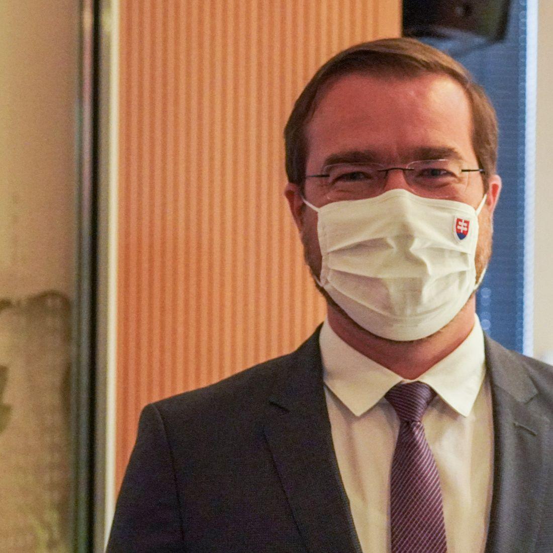 Marek Krajčí - Situácia by sa zlepšila, ak by opatrenia dodržiavali aj ľudia, ktorí im nedôverujú