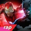 Rap do Homem de Ferro, Batman e Arqueiro Verde - SEM PODERES | NerdHits | 7 Minutoz