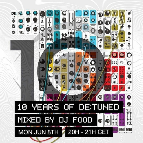 10 Years Of Detuned - DJ Food Mix