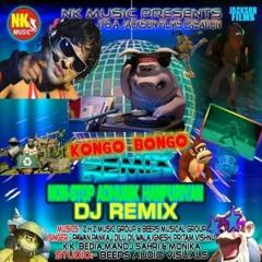 Non-Stop Kongo Bongo Remix Part-2 | DONKEY KONG DJ REMIX | Non-Stop Adhunik Hanpuriyan Remix