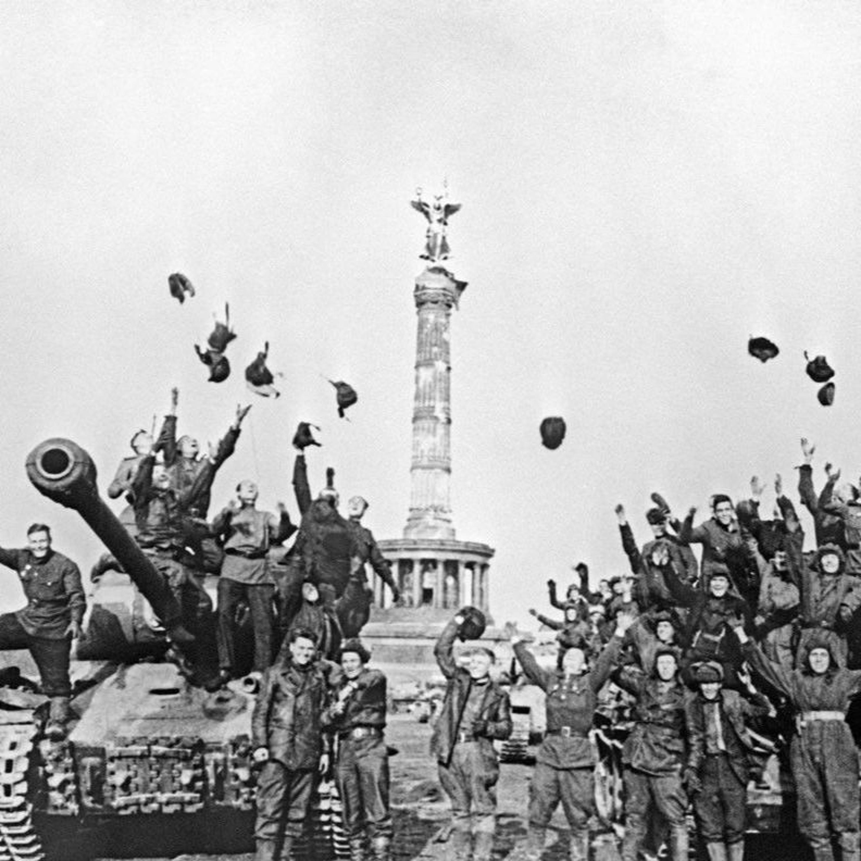 Episode 57. Krigen spesial: 75 år siden fredsavtalen i Europa.