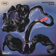 snny - Postmodern Black
