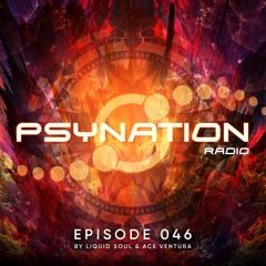 Psy-Nation Radio #046 - incl. Skizologic Mix [Ace Ventura & Liquid Soul]