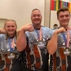 International Armwrestling Champions from Pocatello share their passion for this unique sport