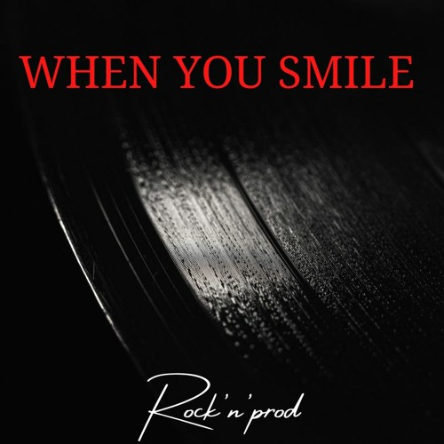 When You Smile - ( Pop Rock/ Acoustic Guitar)