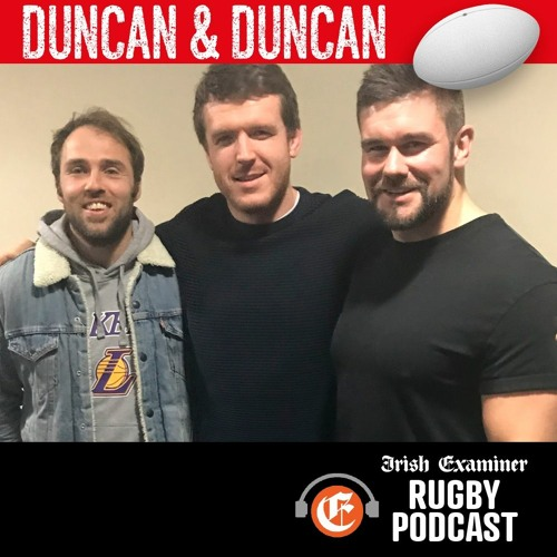 Duncan & Duncan Rugby:  Sherry's dream career & injury nightmare. Hidden talent in the AIL
