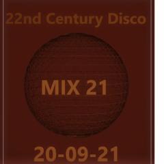 Funky House & Nu Disco Mix 21