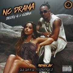 Becky G X Ozuna - No Drama (David Fernandez Remix)