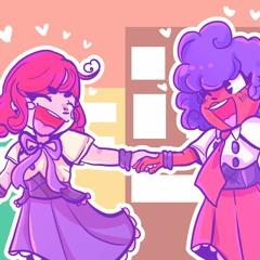 【人力UTAUカバー】Drop Pop Candy【Jessie&Meg - ジェシー&メグ】