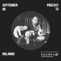 DifferentSound invites Rolando / Podcast #072