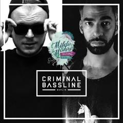 Mike Book & Harris @ Wilde Möhre 21 (Criminal Bassline Showcase)