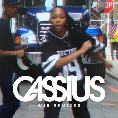 Cassius - W18 (William Djoko Remix)