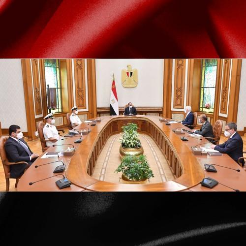 #موقع_الرئاسة | السيد الرئيس يستقبل مالك ورئيس مجلس إدارة شركة لورسن الألمانية العالمية لصناعة السفن