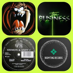 Business Quest BoomTing Records Bootleg