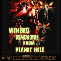 Show sample for 10/20/20: WINGED DEMONOIDS FROM PLANET HELL W/ KEN GERHARD