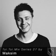 Toi Toi Mix Series 27 by Maksim