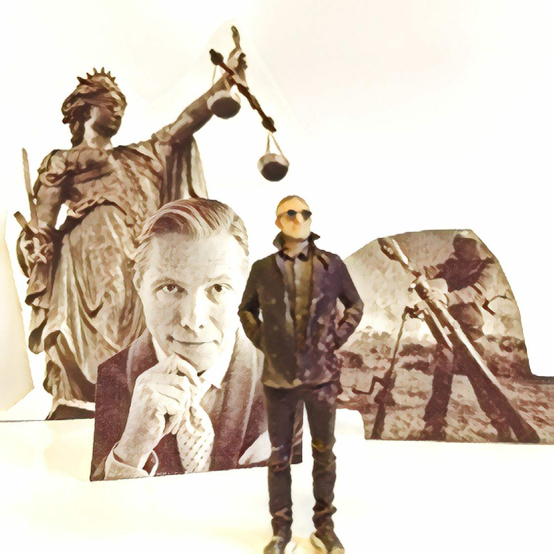 Rättvisan Vs Aron, Israel/Palestina samt HACKATTACK med Henrik Jönsson