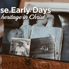 Those Early Days: Prison - Gregg Donaldson