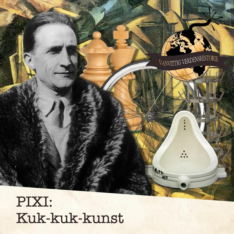 PIXI: Kuk-kuk-kunst