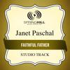 Faithful Father (Medium Key Performance Track With Background Vocals)