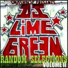 Smashpop Collective- Random Selections Mixtape -Dominic Bowen, Fundamental, DJ Lime Green (2003)