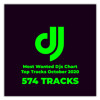 Most Wanted Djs Chart Top Tracks