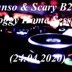Munso & Scary B2B Mix @ Home Session (24.04.2020)
