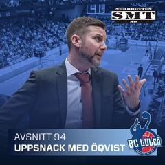 #94 Inför Säsongen Med Coach Öqvist