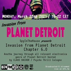 SITH INVASION FROM PLANET DETROIT 006 Podcast 22-03-2021