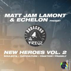 Matt Jam Lamont, Echelon, Soulecta - Need A Friend