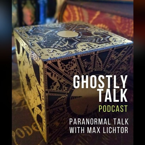 Ep 135 - Paranormal Talk with Max Lichtor