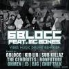Vibes Music Drums (feat. MC Bones) (J5's Rollin' Remix)