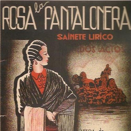 Rosa la pantalonera (1939)