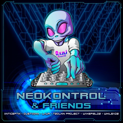 Neokontrol & Friends - EP (OUT NOW)