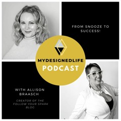 (Ep.12) How to Find Your Spark to Do Anything with Allison Braasch