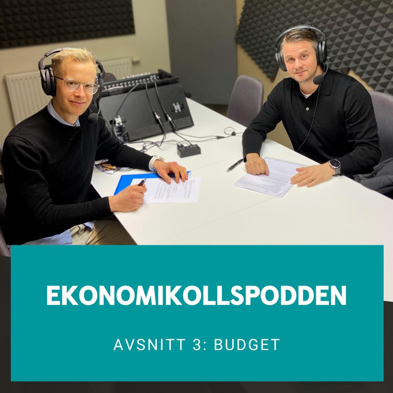 Avsnitt 3 - Budget Med David Karlsson