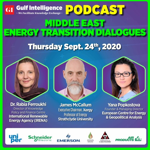 PODCAST: Middle East Energy Transition Dialogues - September 24th