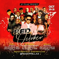 Boss Man - RED OCTOBER: PHASES OF THE MOON KONPA MIX