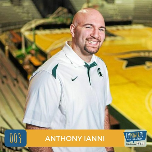 Episode 3: Centered: Autism, Basketball, and One Athlete's Dreams by Anthony Ianni
